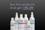 Holiday discount for Hair Cycle products